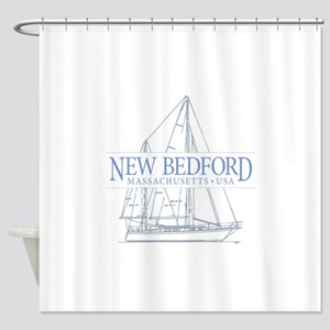 New Bedford - Shower Curtain