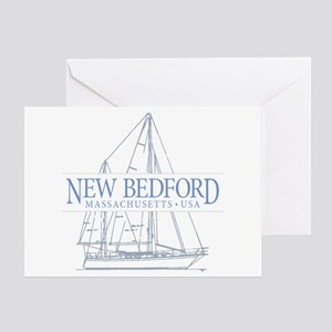 New Bedford - Greeting Card