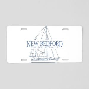 New Bedford - Aluminum License Plate