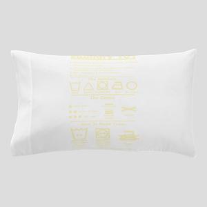 Laundry 101 Pillow Case