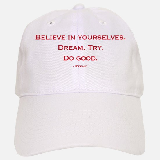 Mr. Feeny Quote Baseball Baseball Cap