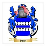 Hamel Square Car Magnet 3
