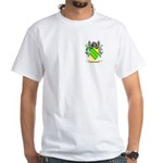 Hambrow White T-Shirt
