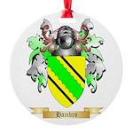 Hambro Round Ornament