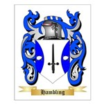Hambling Small Poster