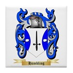 Hambling Tile Coaster