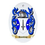 Hambling Ornament (Oval)