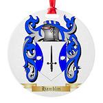 Hamblin Round Ornament