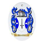 Hamblin Ornament (Oval)