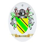 Hamblett Ornament (Oval)