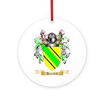 Hamblett Ornament (Round)