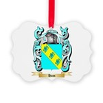 Ham Picture Ornament