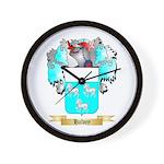 Halvey Wall Clock