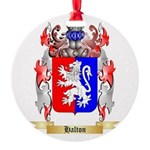 Halton Round Ornament