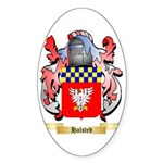 Halsted Sticker (Oval 50 pk)