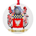 Halstead Round Ornament