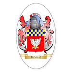 Halstead Sticker (Oval 10 pk)