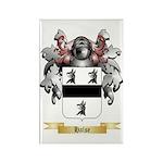 Halse Rectangle Magnet (100 pack)