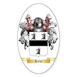 Halse Sticker (Oval 50 pk)