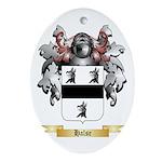 Halse Ornament (Oval)