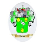Halpen Ornament (Oval)