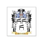Halmshaw Square Sticker 3
