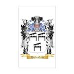 Halmshaw Sticker (Rectangle)