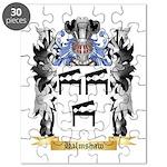 Halmshaw Puzzle