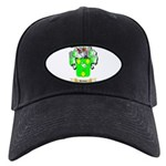 Hallpin Black Cap
