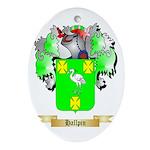Hallpin Ornament (Oval)