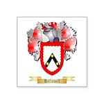 Hallowell Square Sticker 3