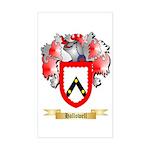 Hallowell Sticker (Rectangle)