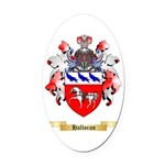 Halloran Oval Car Magnet