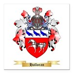 Halloran Square Car Magnet 3