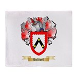 Halliwell Throw Blanket
