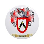 Halliwell Ornament (Round)