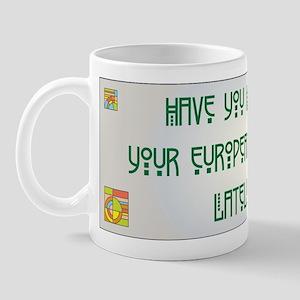 Hugged Burmese Mug