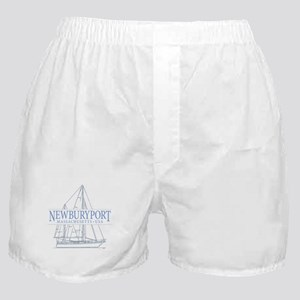 Newburyport MA - Boxer Shorts