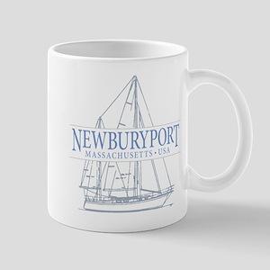 Newburyport MA - Mug