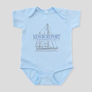 Newburyport MA - Infant Bodysuit