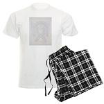Pearl Awareness Angel Pajamas