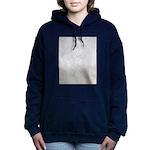 Pearl Awareness Angel Women's Hooded Sweatshirt