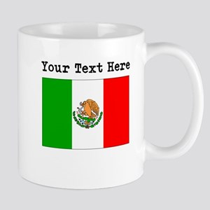 Custom Mexico Flag Mugs