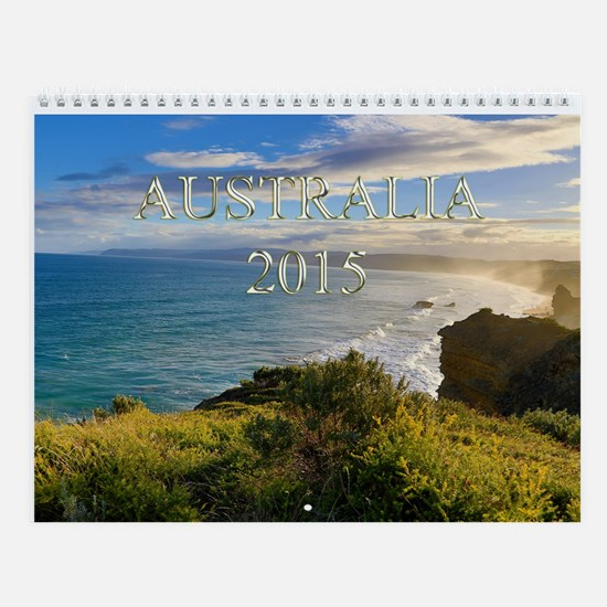 Australia's Great Ocean Road Wall Calendar