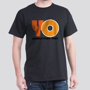 Orange Yo! Dark T-Shirt