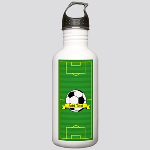 Soccer Stainless Water Bottle 1.0L