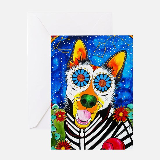 Unique Animal guides Greeting Card