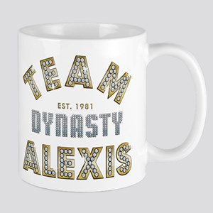 Dynasty Team Alexis Mugs