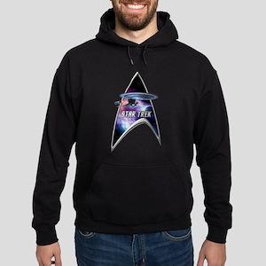 StarTrek Command Silver Signia Enterprise D 2 Hood