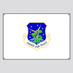 USAF Air Force 91st Missile Wing Shield Banner